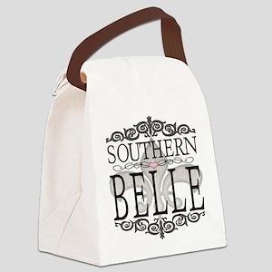 belle-darks Canvas Lunch Bag