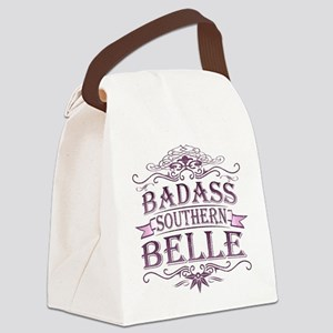 badass-darks Canvas Lunch Bag