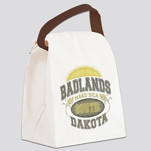 Badlands Canvas Lunch Bag