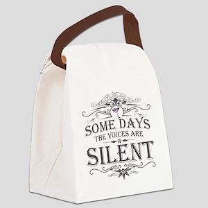 silent-darks Canvas Lunch Bag