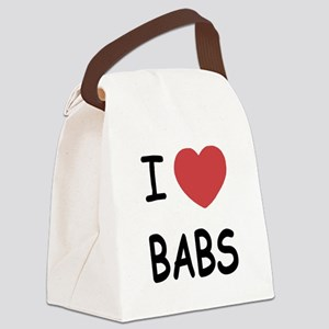BABS Canvas Lunch Bag