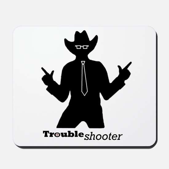 Office Troubleshooter Mousepad