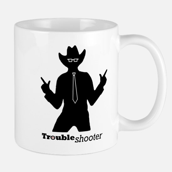 Office Troubleshooter Mug