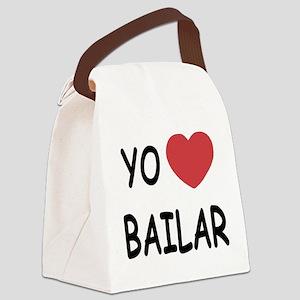 BAILAR Canvas Lunch Bag