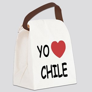 CHILE Canvas Lunch Bag