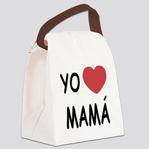 mama Canvas Lunch Bag