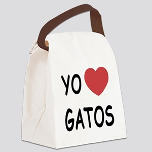 GATOS Canvas Lunch Bag