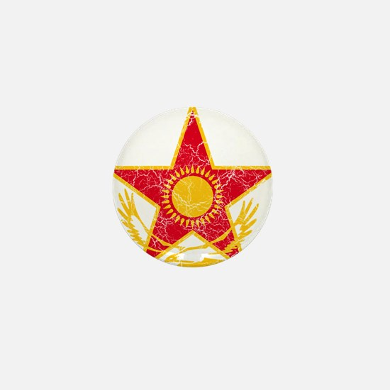 Kazakhstan Roundel Mini Button (10 pack)