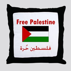 www.palestine-shirts.com Throw Pillow