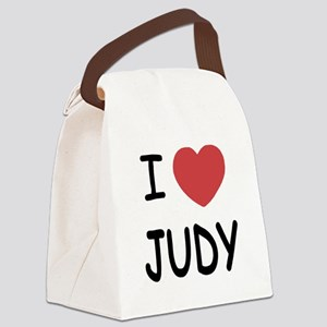 JUDY01 Canvas Lunch Bag
