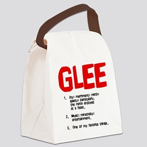 gleedefined01 Canvas Lunch Bag