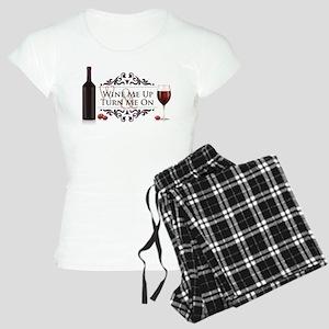 Wine Me Up Women's Light Pajamas