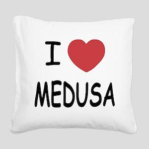 MEDUSA Square Canvas Pillow