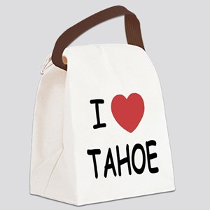 TAHOE Canvas Lunch Bag