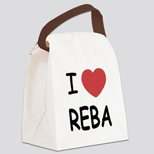 REBA Canvas Lunch Bag