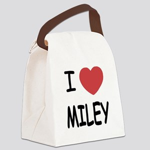 MILEY Canvas Lunch Bag