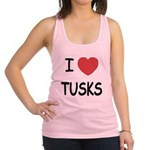 TUSKS Racerback Tank Top