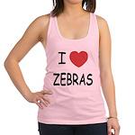 ZEBRAS Racerback Tank Top