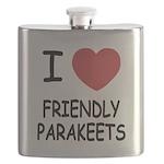 FRIENDLYPARAKEETS Flask
