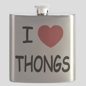 THONGS Flask