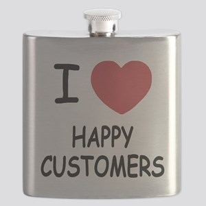 HAPPYCUSTOMERS Flask