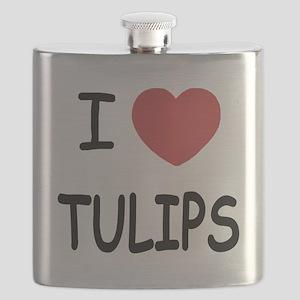 TULIPS Flask