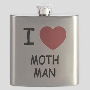 MOTHMAN Flask