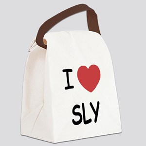 SLY Canvas Lunch Bag