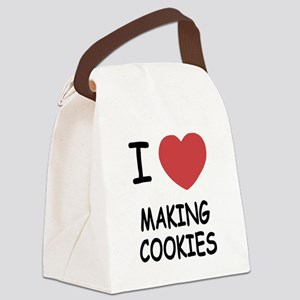 MAKINGCOOKIES Canvas Lunch Bag