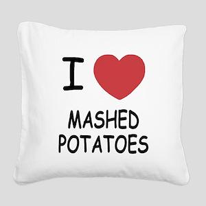 MASHEDPOTATOES Square Canvas Pillow