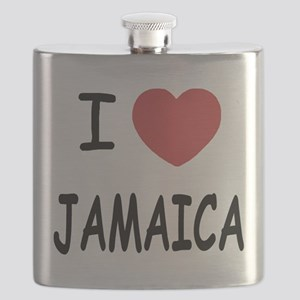JAMAICA Flask