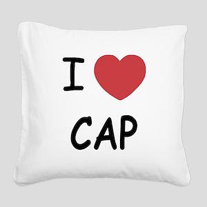 CAP Square Canvas Pillow