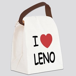 LENO01 Canvas Lunch Bag