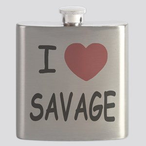 SAVAGE01 Flask