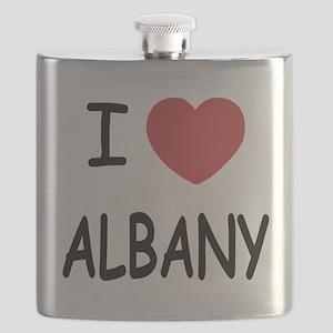 ALBANY Flask