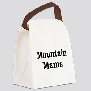 mountainmama Canvas Lunch Bag