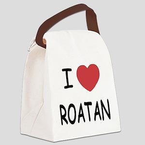 ROATAN Canvas Lunch Bag