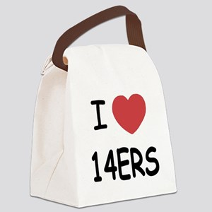 14ERS Canvas Lunch Bag