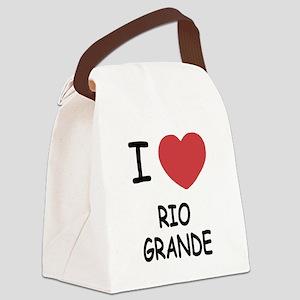 RIO_GRANDE Canvas Lunch Bag