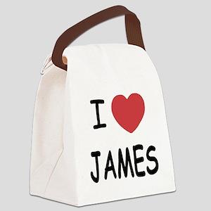 JAMES Canvas Lunch Bag