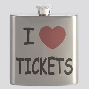TICKETS Flask