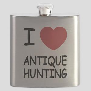 ANTIQUEHUNTING Flask
