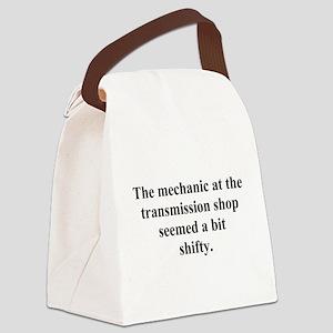 abitshifty Canvas Lunch Bag