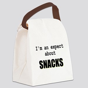 Im an expert about SNACKS Canvas Lunch Bag