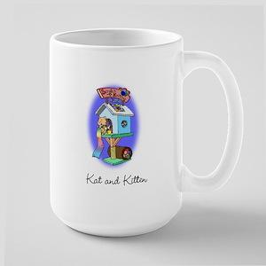 SnK Post Large Mug