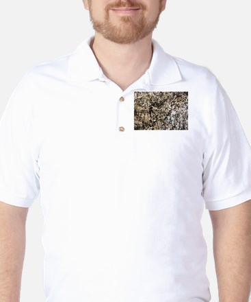 Famous Paintings: Action Jackson Golf Shirt