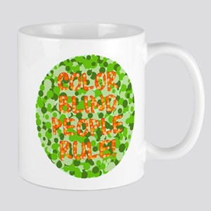 Color Blind Mug