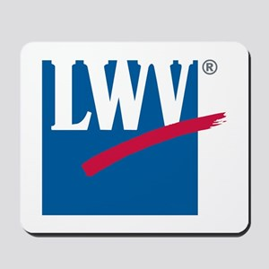 LWV Logo Mousepad