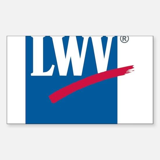 LWV Logo Sticker (Rectangle)