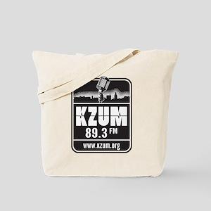 KZUM 89.3 FM/HD Tote Bag